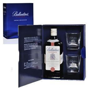 Ballantine's Coffret 2 verres