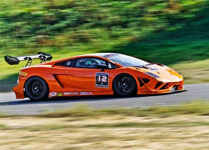 Lamborghini Supertrofeo Circuit de Fay de Bretagne - Almacar