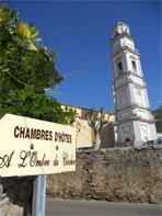 Maison d'hôtes en village - Calenzana