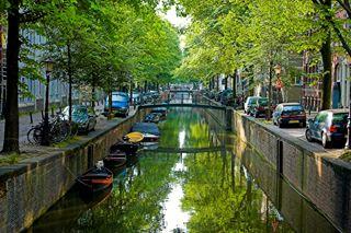 Voyage & séjour à Amsterdam