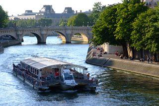 Séjour & Croisière sur la Seine