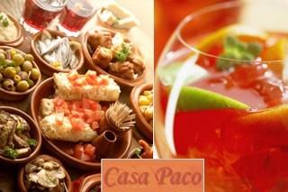 Tapas  & Sangria CasaPaco