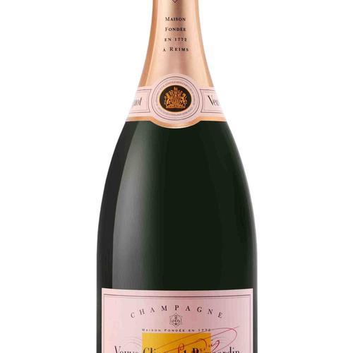 Veuve Cliquot - Magnum Champagne Rosé