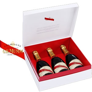 Coffret Cordon Rouge Mumm