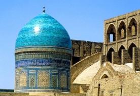 Réveillon à Samarkand - 2 personnes