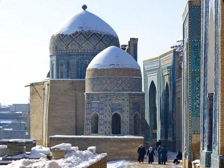 Réveillon à Samarkand - 1 personne