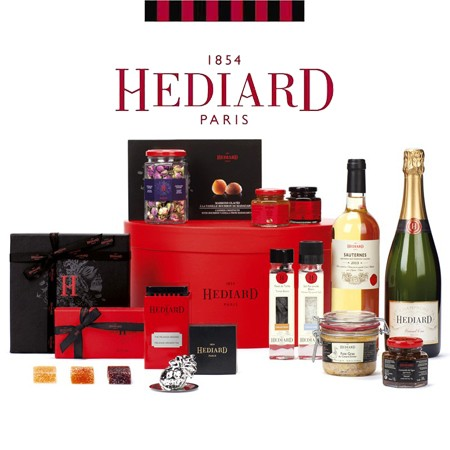 Hediard - Coffret L'exceptionnel