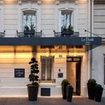 Séjour romantique parisien Hotel Bailli de Suffren
