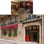 Séjour à Paris Hôtel Waldorf Trocadéro 4*