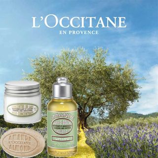 L'Occitane, Coffret Femme Amande