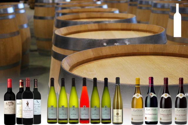 Vin (1 bouteille, sélection de notre caviste)