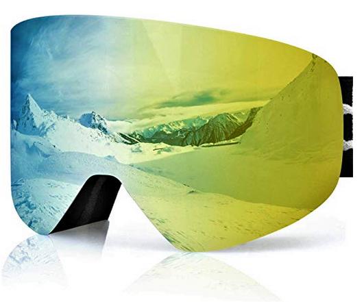 Masque de Ski Homme & Femme, livraison comprise