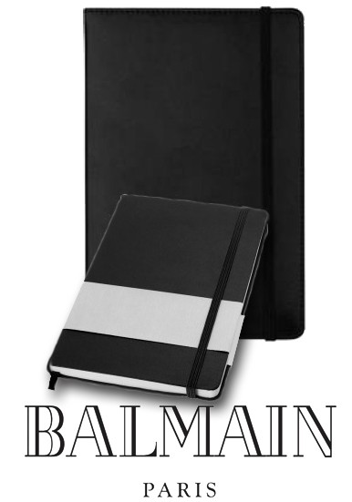 Balmain Bloc Notes
