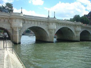 Henri IV et le Pont Neuf