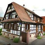 Maison d'hôtes traditionnelle alsacienne Seebach
