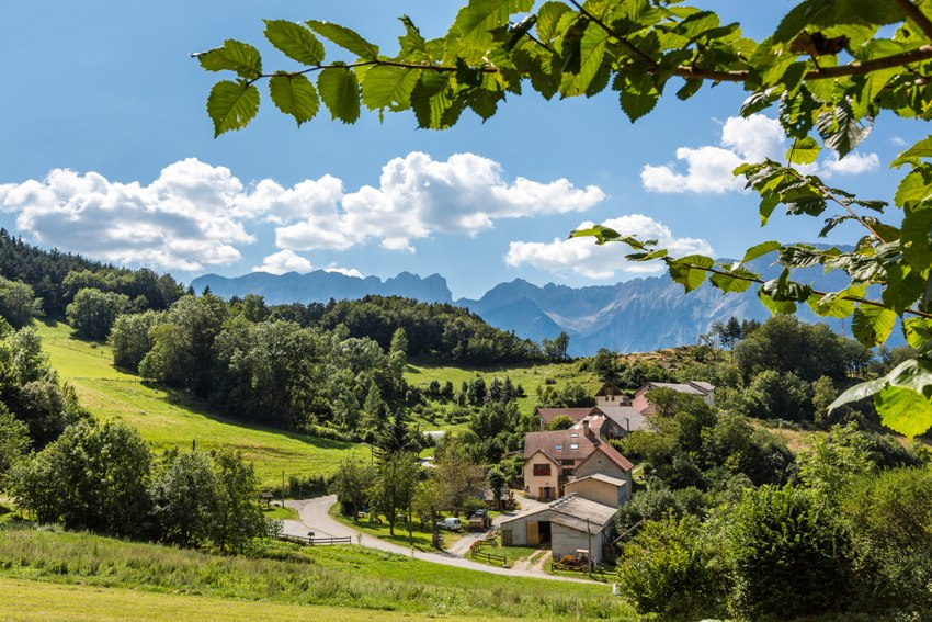 Séjour demi-pension Hautes Alpes Valgodemard
