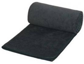 coffret cadeaux edenweek plaid polaire noir. Black Bedroom Furniture Sets. Home Design Ideas